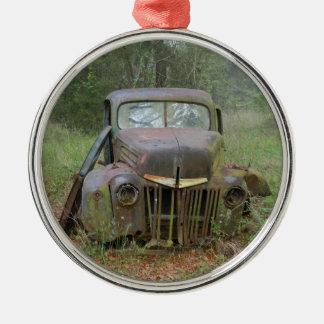 Antique car christmas tree ornaments