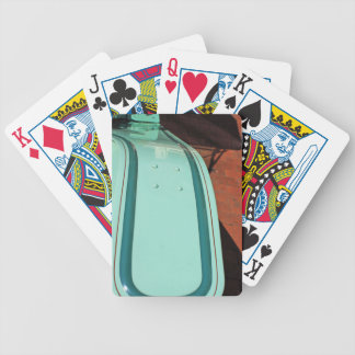 Antique car playing cards