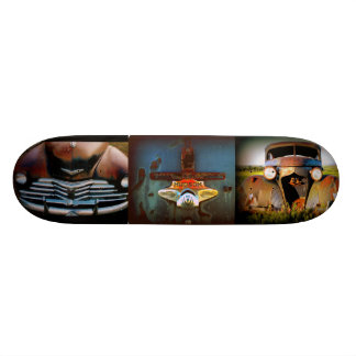 Antique Car Skateboard