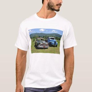 Antique Cars - Basic T-Shirt