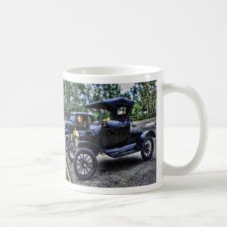 Antique Cars Coffee Mug