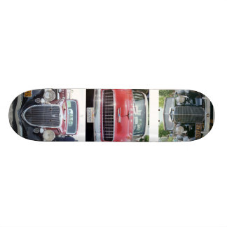 antique cars skateboard