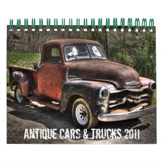 Antique Cars &Trucks Calendar
