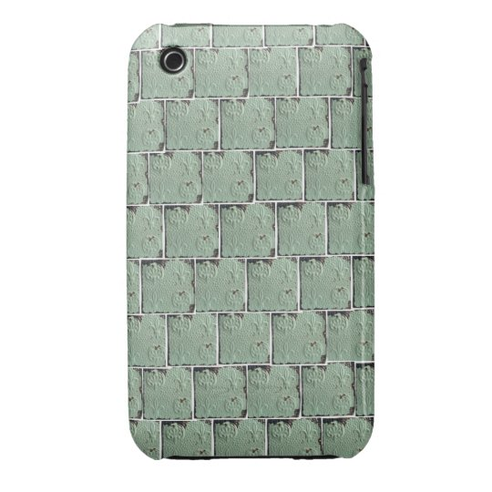 Antique Ceiling Tiles iPhone 3 Cover