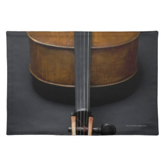 Antique Cello Cloth Placemat