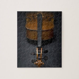 Antique Cello Jigsaw Puzzle