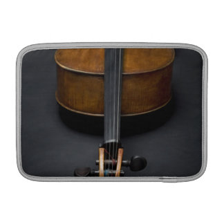 Antique Cello MacBook Sleeve