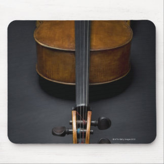 Antique Cello Mouse Pad
