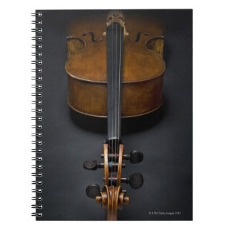 Antique Cello Notebook