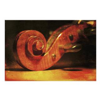 Antique Cello Photograph