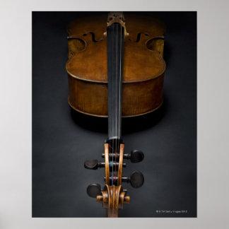 Antique Cello Posters