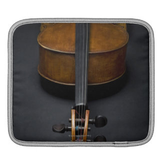 Antique Cello Sleeve For iPads
