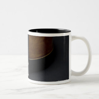 Antique Cello Two-Tone Coffee Mug