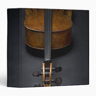 Antique Cello Vinyl Binders