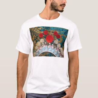 antique chinese headress T-Shirt