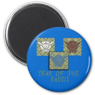 Antique Chinese Kimono Images Magnet