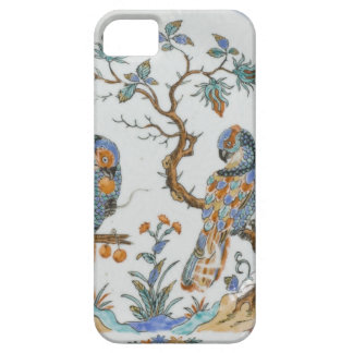 Antique chinoiserie bird porcelain china pattern iPhone SE/5/5s case