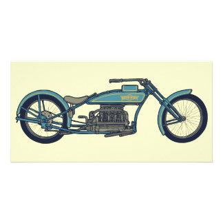 Antique Chopper II Card