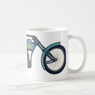 Antique Chopper II Classic White Coffee Mug