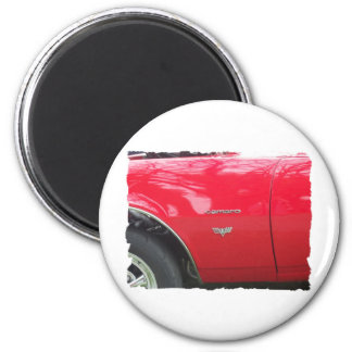 antique classic car show pic raw 007 magnet