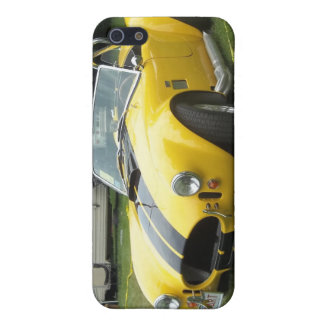 antique classic car show pic raw 014 iPhone SE/5/5s cover