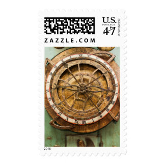 Antique clock face, Germany Postage