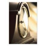 Antique Clock Photo Print