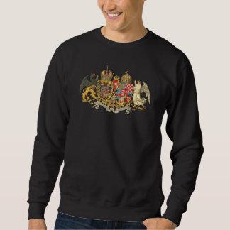 Antique Coat of Arms Pullover Sweatshirt