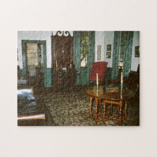 Antique Colonial Furnishings Jigsaw Puzzle