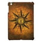 Antique Compass Rose iPad Mini Cover