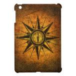 Antique Compass Rose iPad Mini Covers