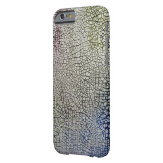 Antique Crackle Glaze Print Barely There iPhone 6 Case