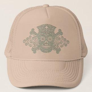 Antique Cut-Out Pirate Nurse Trucker Hat