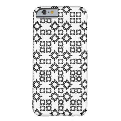 Antique Damask Background iphone 6 Barley Barely There iPhone 6 Case