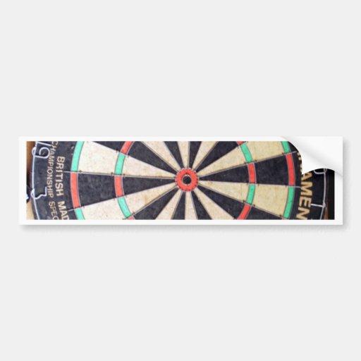 antique dart bumper stickers