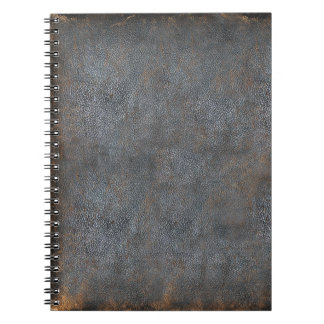 Antique Distressed Leather Book