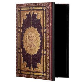 Antique Edgar Allan Poe Book Cover For iPad Air