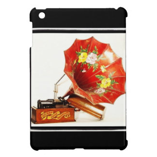 Antique Edison Home Phonograph Novelty Gifts iPad Mini Case