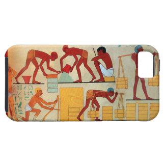 ANTIQUE EGYPT ARCHITECTURAL CONSTRUCTION iPhone SE/5/5s CASE
