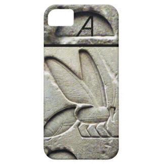 ANTIQUE EGYPTIAN HONEY BEE BEEKEEPER MONOGRAM iPhone SE/5/5s CASE