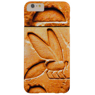 ANTIQUE EGYPTIAN HONEY BEE BEEKEEPER Orange Yellow Barely There iPhone 6 Plus Case