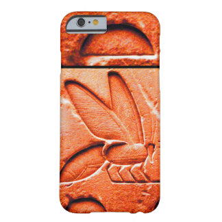 ANTIQUE EGYPTIAN HONEY BEE BEEKEEPER Red Barely There iPhone 6 Case