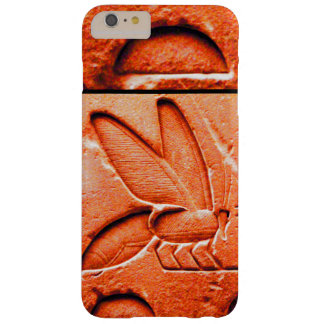 ANTIQUE EGYPTIAN HONEY BEE BEEKEEPER Red Barely There iPhone 6 Plus Case