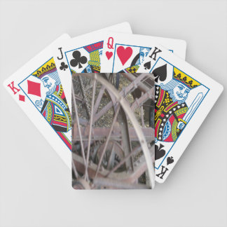 Antique Farm tools Bicycle Playing Cards