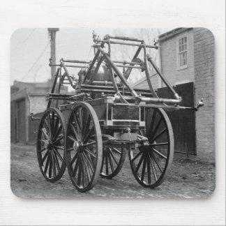 Antique Fire Engine, 1920s Mouse Pad