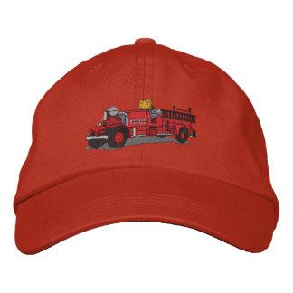 Antique Fire Truck Baseball Cap