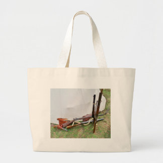 Antique Firearms Tote Bags