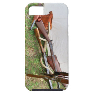Antique Firearms iPhone 5 Cover