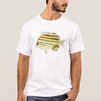 Antique Fish no.3 Coastal Home Decor T-Shirt