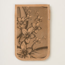 Antique Floral Style iPhone 6/6S Case